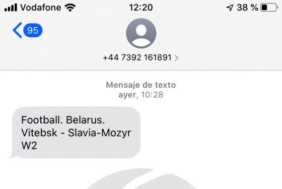 Vitebsk – Slavia