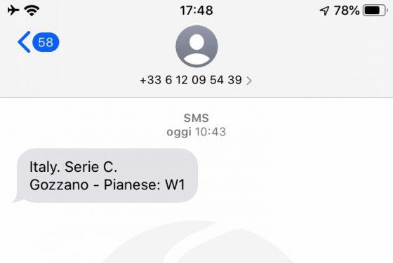 Gozzano – Pianese