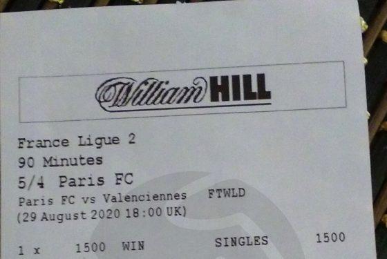 FC Paris – Valanciennes