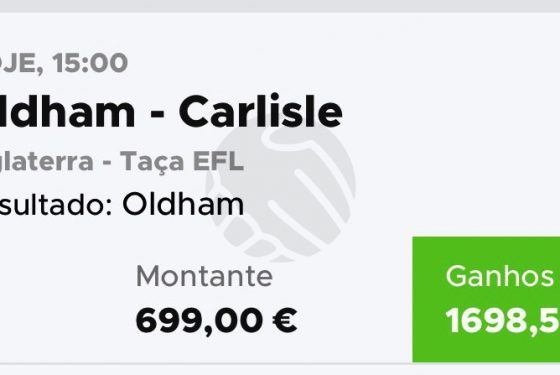 Oldham – Carlisle