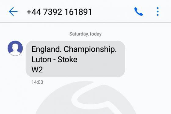 Luton – Stoke