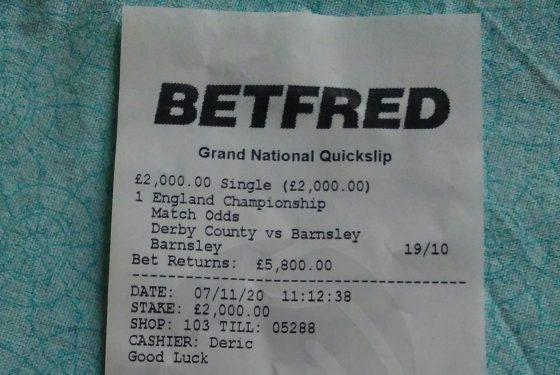 Derby – Barnsley