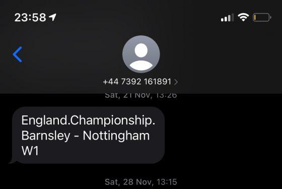 Preston – Nottingham